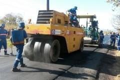 Obras em rodovias de MT atraem trabalhadores de outros estados