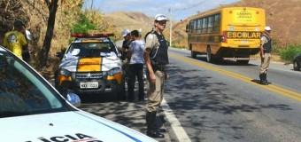 Polícia inicia fiscalização nas estradas do Leste de MG para o feriado