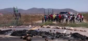 Índios bloqueiam rodovias federais em Delmiro Gouveia e Novo Lino, AL