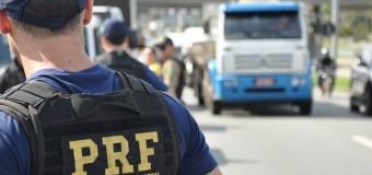 PRF restringe circulação de veículos portadores de AET em rodovias federais no feriado de finados