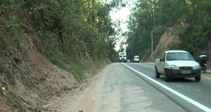 Deslizamentos em rodovias da região de Jundiaí preocupam motoristas