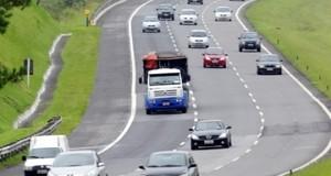 Rodovias do Vale devem ter tráfego intenso na volta do feriado