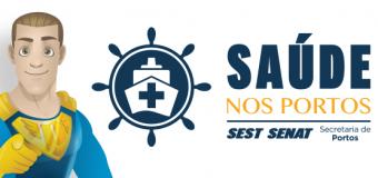 Trabalhadores portuários e caminhoneiros do Porto de Santos têm oportunidade de cuidar da saúde