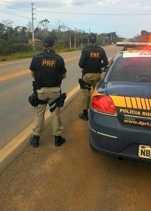 PRF-AC fiscaliza BR's 364 e 317 no Acre (Foto: Divulgação/`PRF-AC)