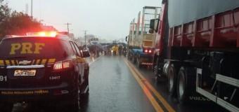 RJ recebe reforço de agentes da PRF;patrulhamento nas rodovias federais começa nesta semana