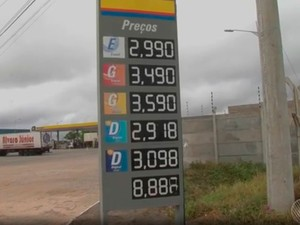 Preço dos combustíveis influencia no custo