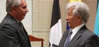 China leva reivindicações do TRC ao senador Thieres Pinto