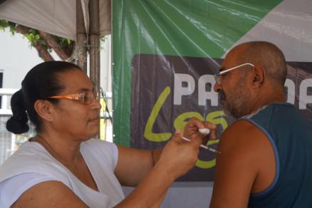 O Parada Legal é realizado em parceria com a PRF, a Secretaria de Saúde de Rondonópolis e Universidades