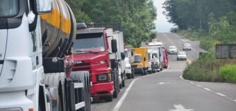 Caminhoneiros se organizam para parar o Brasil dia 1 de agosto