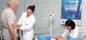 CCR MSVia oferece exames clínicos gratuitos a caminhoneiros
