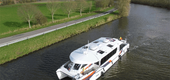 Navio movido a Hidrogênio promete transporte ecológico de carga