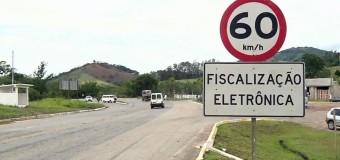 Radares começam a multar em 13 pontos das rodovias do Sul de Minas