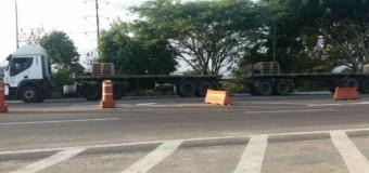 Caminhoneiros são detidos com documentos falsos em Garanhuns