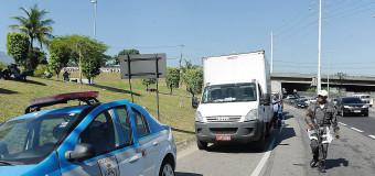 Intevenção no Rio deve beneficiar o transporte de carga