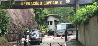 Forças Armadas fazem operação em rodovias federais do RJ