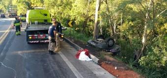 Número de mortes em acidentes nas rodovias federais do ES cai 25%, diz PRF