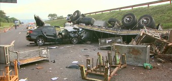 Minas Gerais é recordista de mortes em rodovias