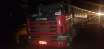 Caminhoneiro é resgatado de cativeiro e quadrilha de roubo caminhões e cargas é presa em MT