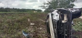 Deputados estaduais da PB sofrem acidentes de trânsito em rodovias