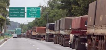 Falta de segurança a caminhoneiros no Porto de Paranaguá