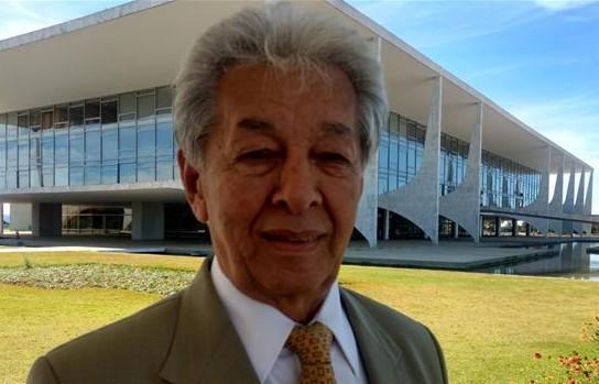 José Araújo Silva (China), presidente da UNICAM