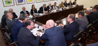 Presidente da UNICAM participa de reunião na Casa Civil para discutir pleito dos caminhoneiros