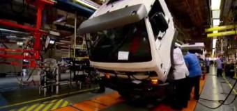 Brasil terá linha de montagem de caminhões leves elétricos