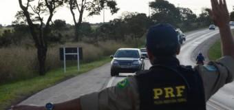 PRF registra quase 3 mil infrações em dois dias nas rodovias do RS