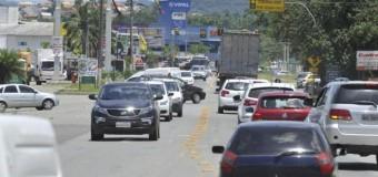 Mortes sobem até 50% em rodovias estaduais que ligam Blumenau ao Vale