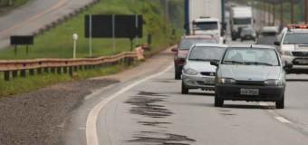 Chuvas expõem má conservação e perigos nas estradas de Minas