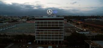 Mercedes-Benz comemora 60 anos de operações no Brasil