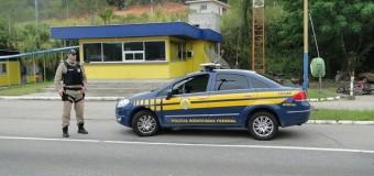 Domingo tem três mortes nas rodovias de Santa Catarina