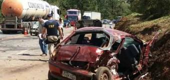 Feriado termina com 29 mortes nas rodovias que cortam Minas Gerais