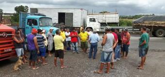 UNICAM segue pelo Brasil para ouvir caminhoneiros