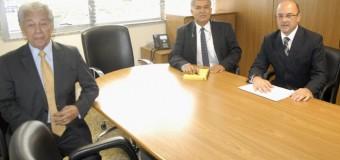 Unicam se reúne com Denatran para tratar sobre Exame Toxicológico
