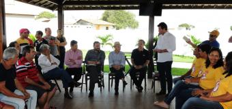 Ministro participa de debate com caminhoneiros em Sergipe