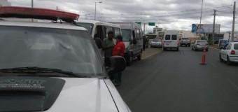 Trio é preso por roubo de caminhões de combustível em cidades da região