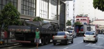 Restrições à circulação de caminhões são ampliadas no Rio para Olimpíada