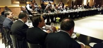 Frente Parlamentar Mista em Defesa do Comércio, Serviços e Empreendedorismo recebe Ministro do Trabalho