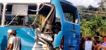 Dois acidentes em estradas da RMM deixam seis pessoas feridas e uma criança morta
