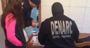 Polícia Civil desarticula 'Disk Drogas' que atendia motoristas de ônibus e caminhoneiros