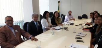 UNICAM e Ministério da Saúde discutem Exame Toxicológico