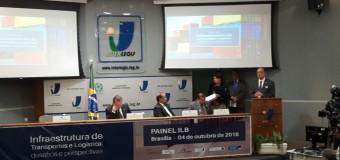 UNICAM participa de Painel Infraestrutura de Transportes e Logística: desafios e perspectivas