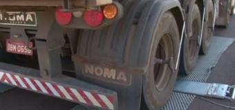 Dnit realiza Operação 'Carga Pesada' em três rodovias do Ceará