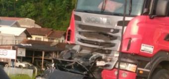 AB Triângulo do Sol realiza ação para conscientização de caminhoneiros