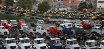 Mercedezs-Benz espera crescer até 10% no mercado de caminhões no Brasil