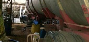 Polícia fecha galpão usado para desmanche de caminhões em Salto