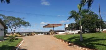 Três caminhões são roubados do pátio do DER em Ji-Paraná, RO