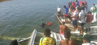 Barco que naufragou fazia transporte clandestino, diz governo do PA