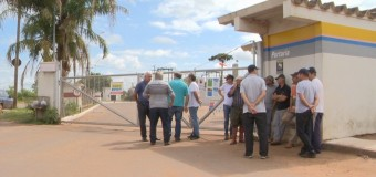 Protesto no sul de caminhoneiros e agricultores pelo aumento do combustivel